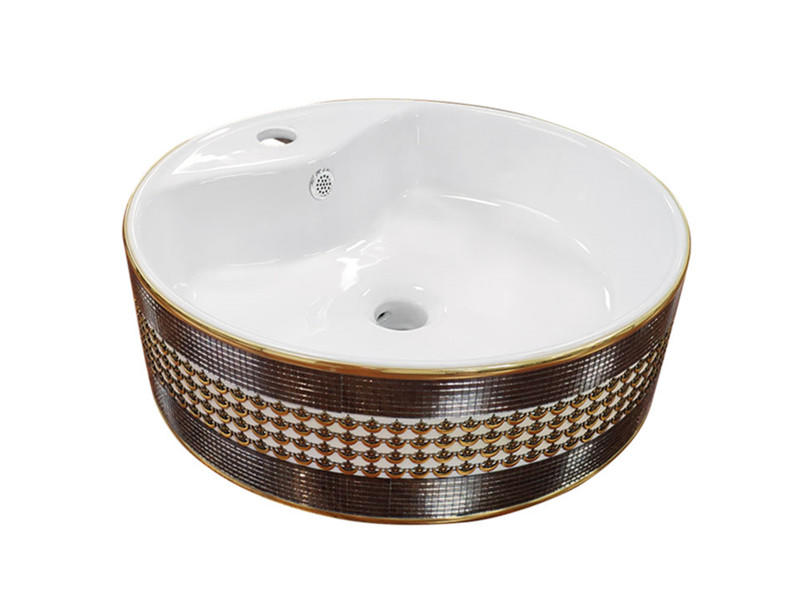 Ceramic sanitary ware bathroom wash basin material