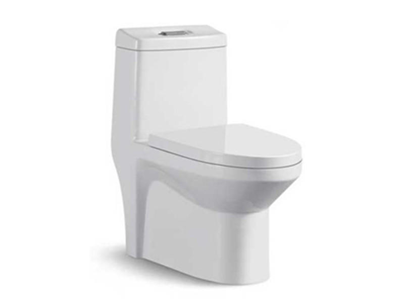 Nepal market bathroom ceramic siphon flush toilet