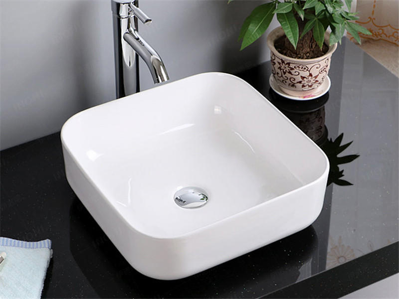 China sanitary ware basin hotel ceramic washbowl