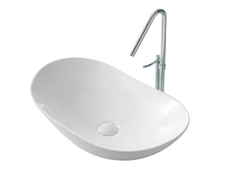 Ceramic bathroom decorative sanitary ware china wash basin