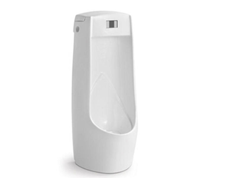 Bathroom ceramic floor standing sensor urinal  for male