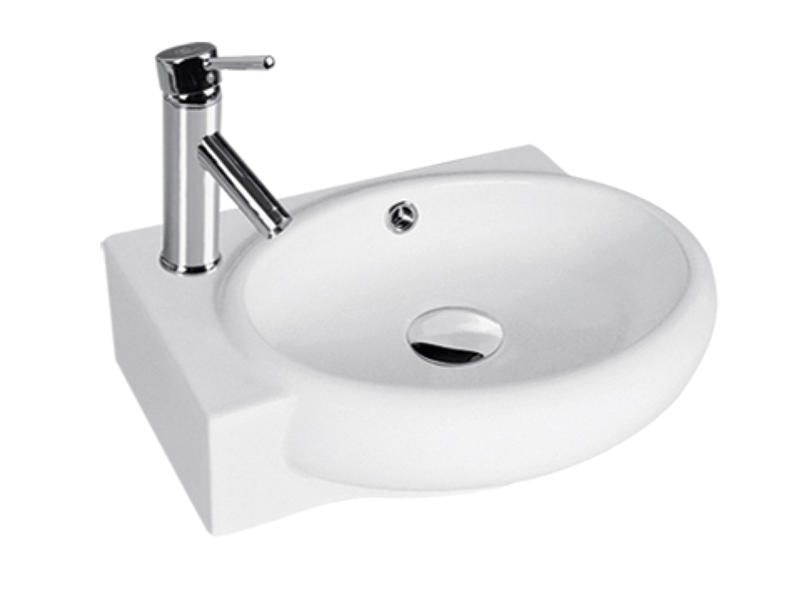 Wall mounted bathroom ceramic parryware wash basin price