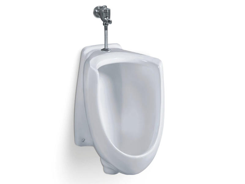 Bathroom wall mounted ceramic female urinal
