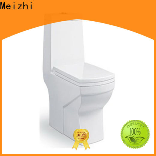 ceramic one piece elongated toilet directly sale for home