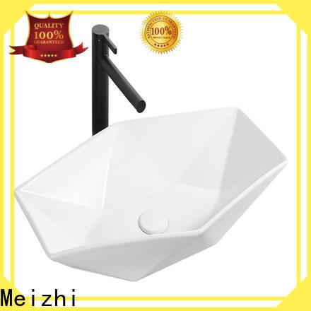 hot selling round wash basin supplier for washroom