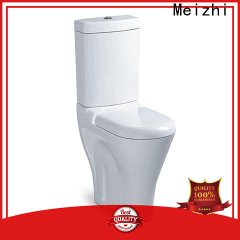 Meizhi toilets with buttons on top supplier for bathroom
