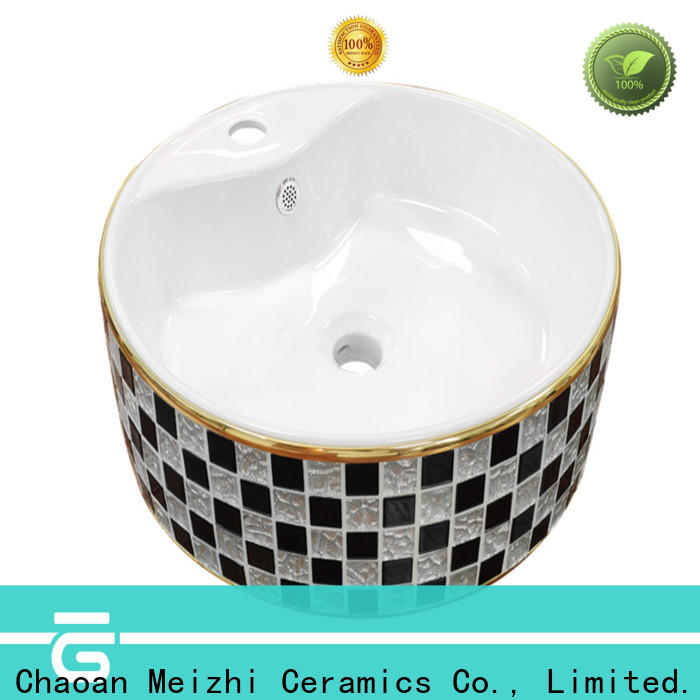 Meizhi gold latest wash basin supplier for home