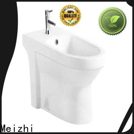 Meizhi high quality washroom bidet custom for hotel