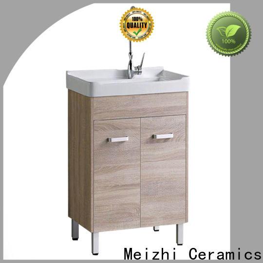 Meizhi bathroom vanities custom for washroom