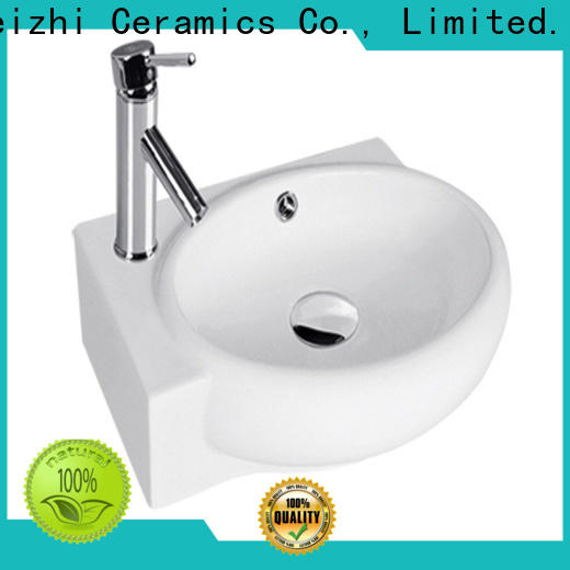 Meizhi wall hung sink directly sale for bathroom