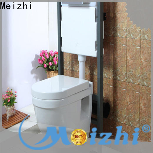 Meizhi comfortable wall hung wc customized for washroom