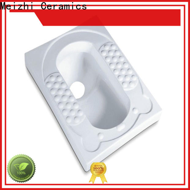 ceramic modern squat toilet supplier for washroom