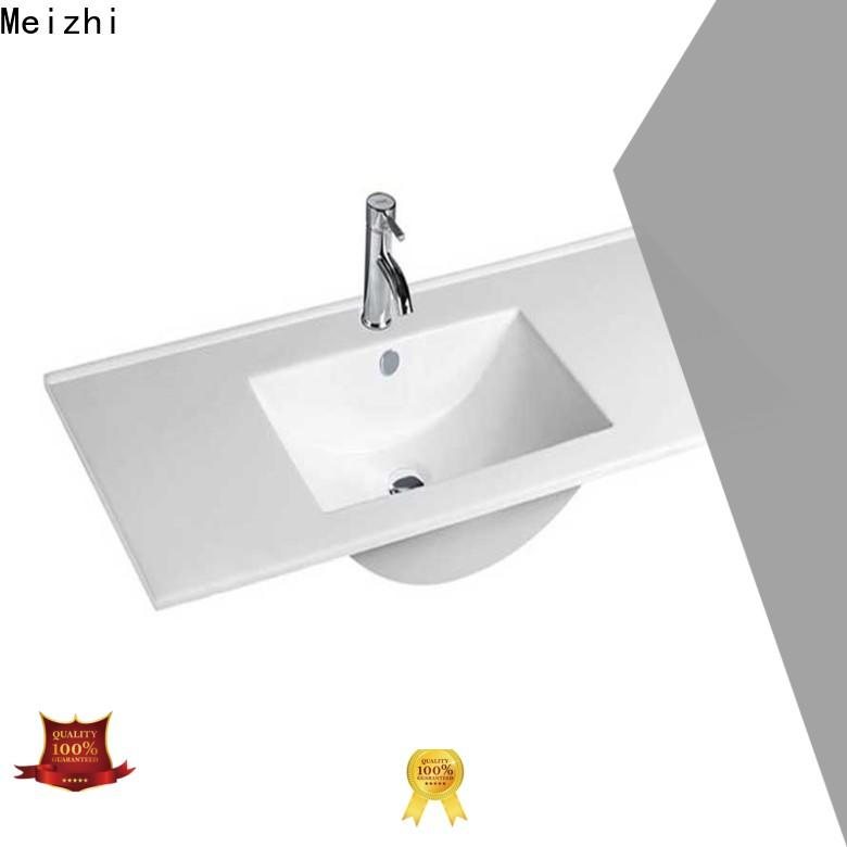 Meizhi contemporary bathroom sink and cabinet combo directly sale for home