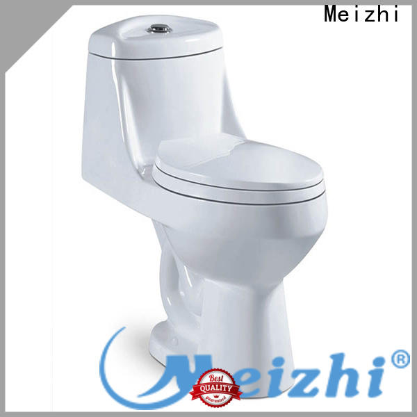 Meizhi american standard one piece toilet wholesale for home