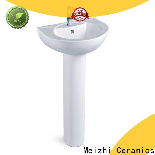 Meizhi contemporary washroom basin directly sale for bathroom