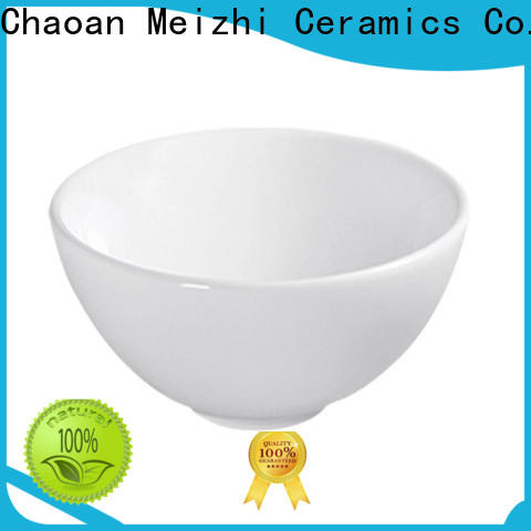 Meizhi contemporary bathroom basin custom for bathroom