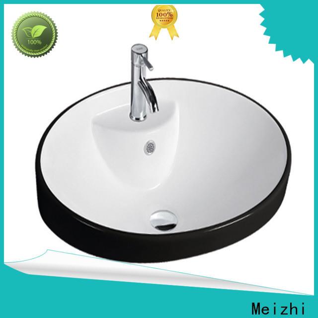 Meizhi stylish wash basin factory price for bathroom