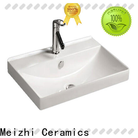 Meizhi bathroom wash basin directly sale for washroom