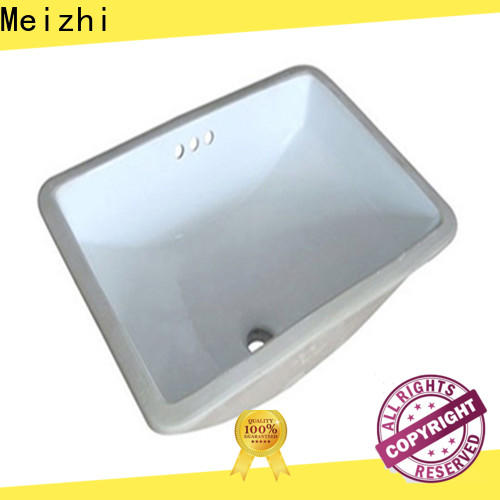 Meizhi popular counter top basin unit supplier for bathroom