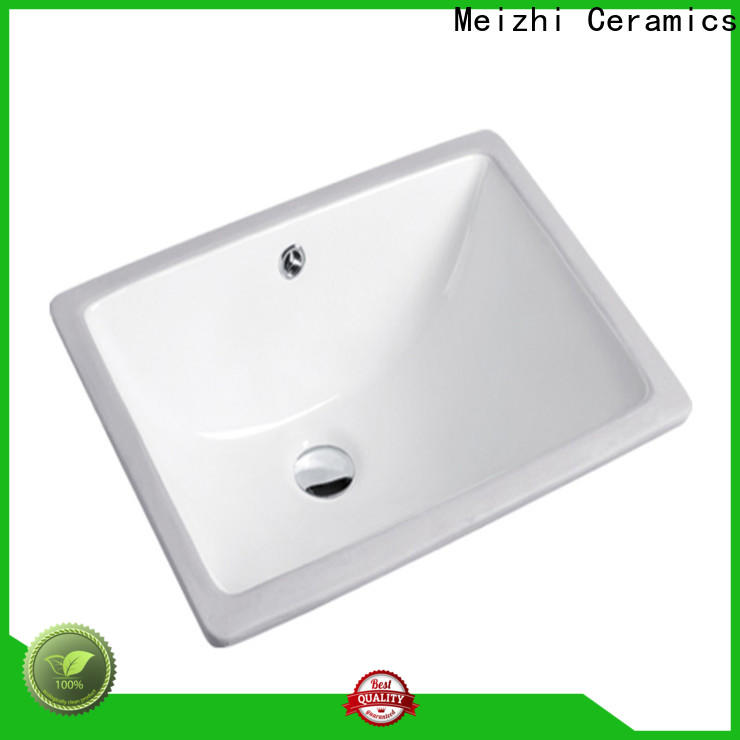 contemporary above counter bathroom sink manufacturer for hotel