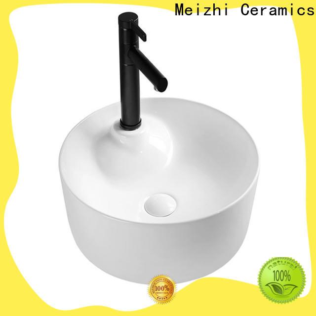 Meizhi round wash basin factory price for washroom