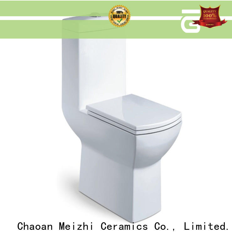 Meizhi siphonic one piece wc wholesale for washroom