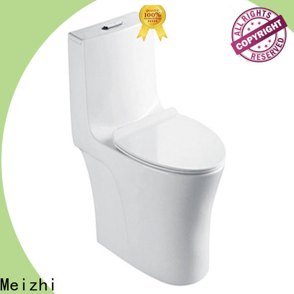 Meizhi one piece round toilet manufacturer for bathroom