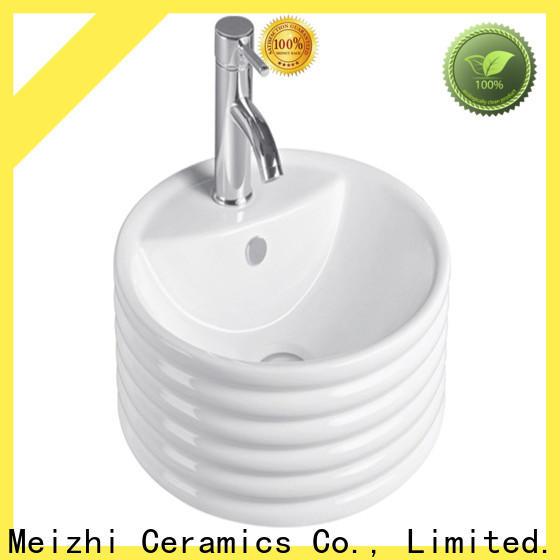 Meizhi stylish wash basin directly sale for washroom