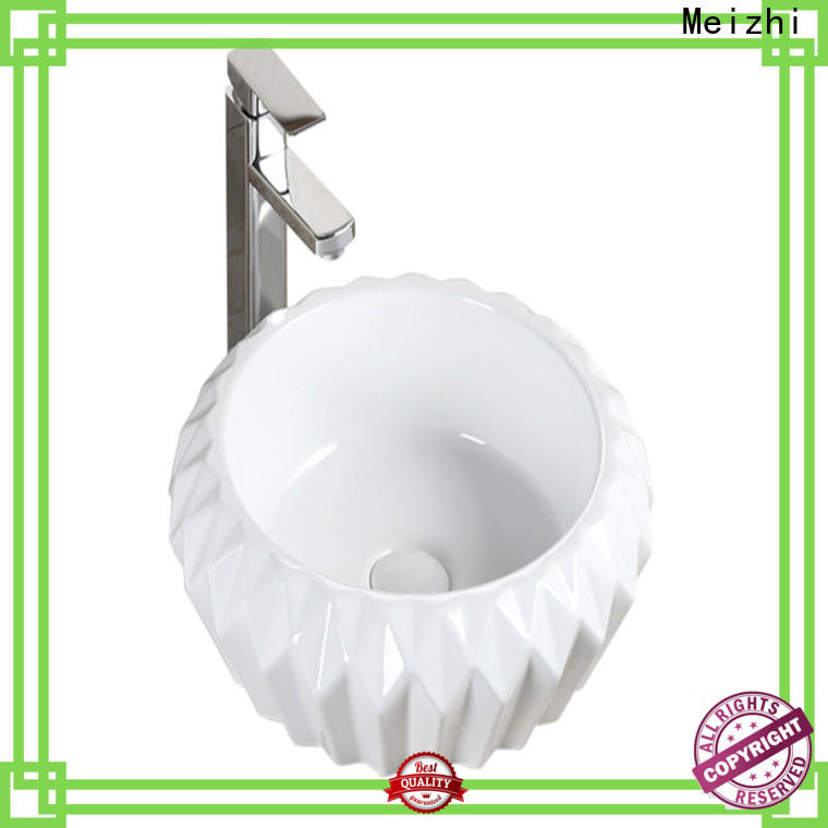 white cheap wash basin factory price for washroom