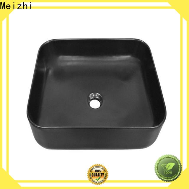 popular basin black supplier for washroom