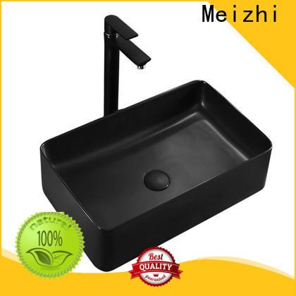 Meizhi popular basin black wholesale for bathroom