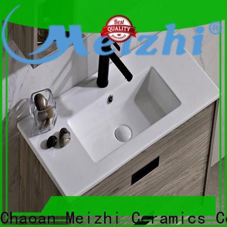 Meizhi basin unit supplier for washroom