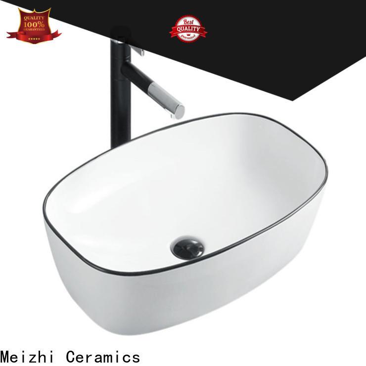 custom design basin black custom for bathroom