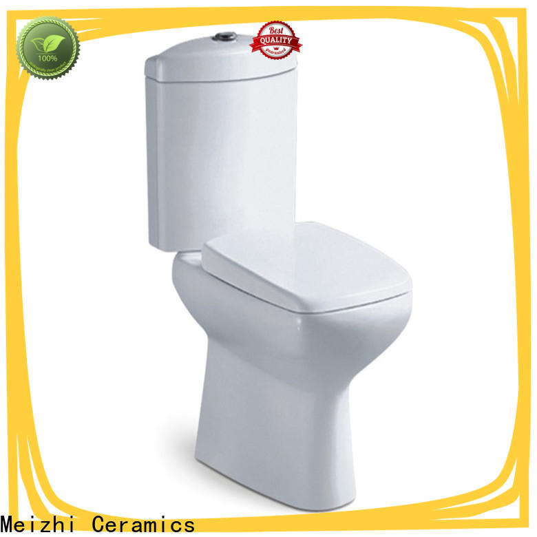 Meizhi modern toilets with buttons on top manufacturer for washroom