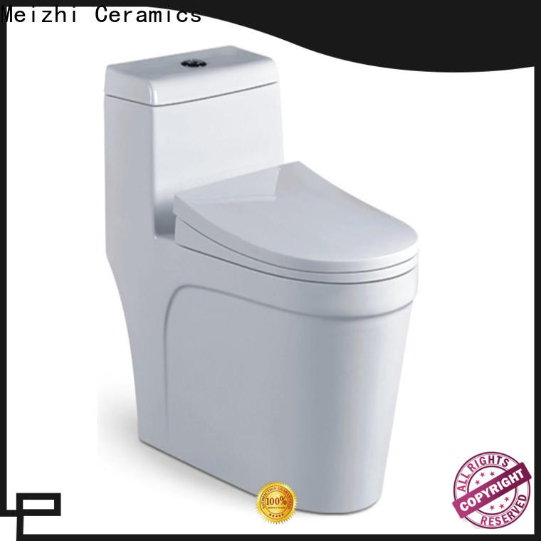 Meizhi siphonic contemporary toilet supplier for washroom
