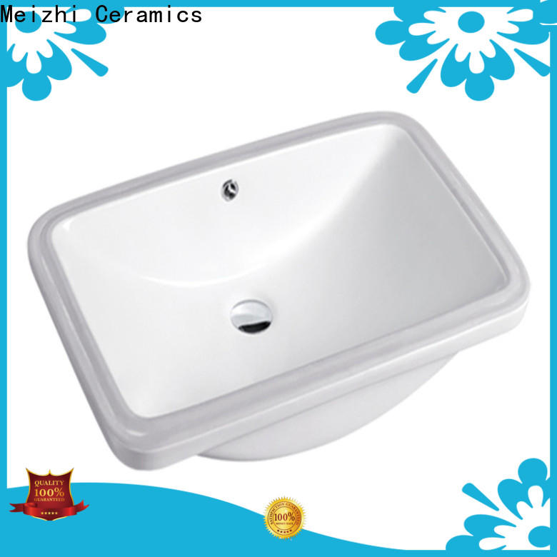ceramic counter top basins directly sale for hotel