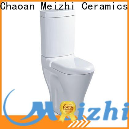Meizhi comfortable space saving toilet supplier for bathroom
