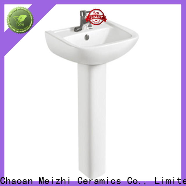 Meizhi high quality wash basin furniture manufacturer for home