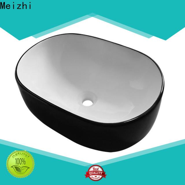 Meizhi black basin wholesale for hotel
