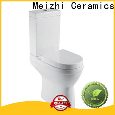 p-trap toilets with buttons on top with good price for hotel