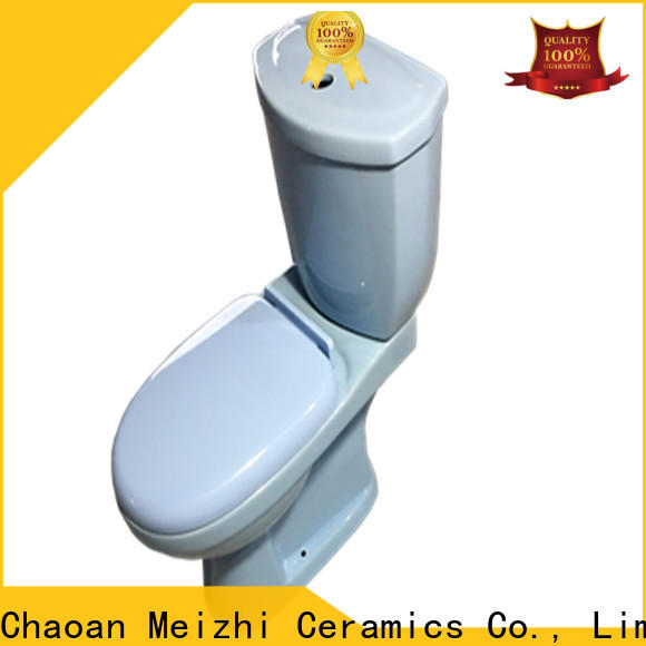 Meizhi comfortable eco flush toilet with good price for hotel