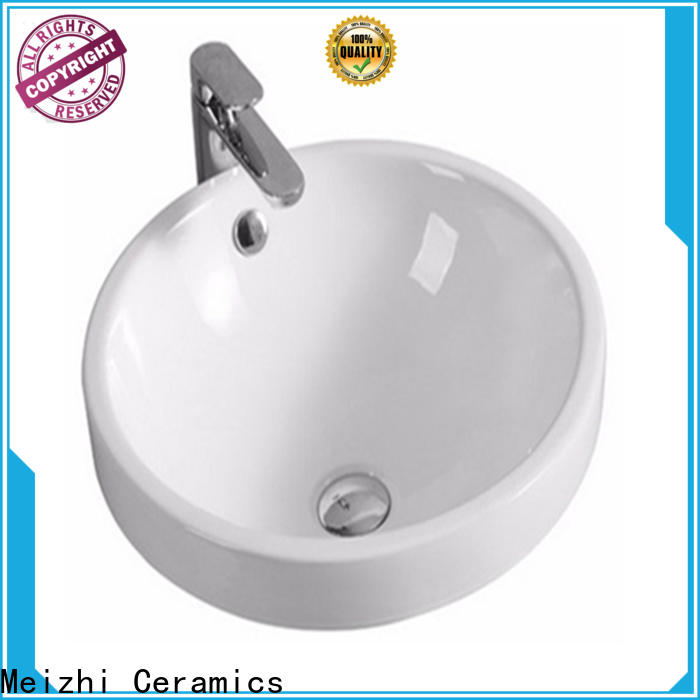 high quality counter top basin unit wholesale for home