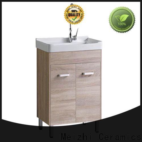 Meizhi custom design bathroom cabinet factory price for washroom