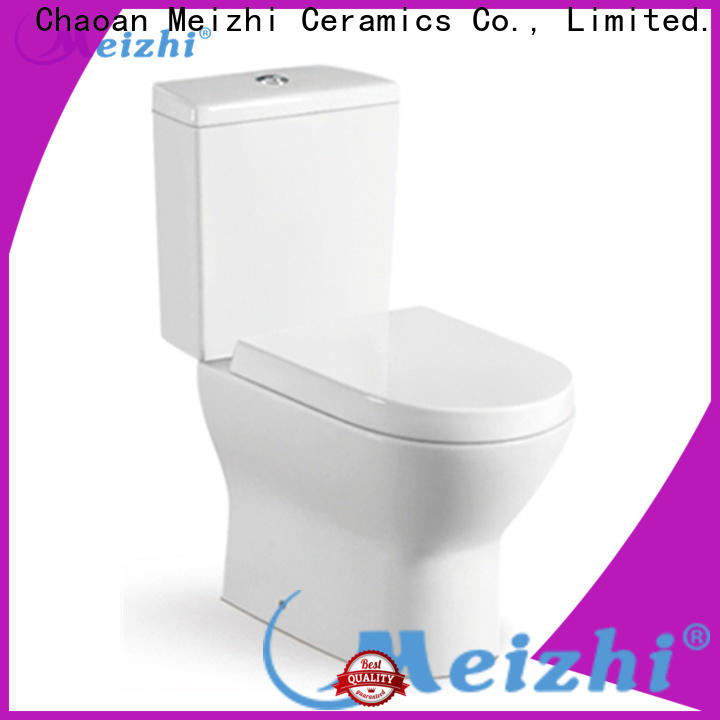Meizhi button toilet directly sale for home