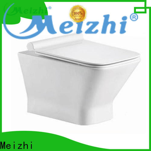 Meizhi self-cleaning wall hanging toilet with good price for washroom