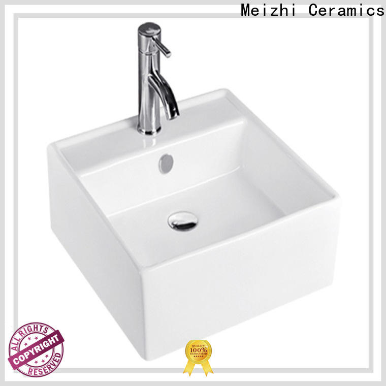 Meizhi toilet hand basin directly sale for home
