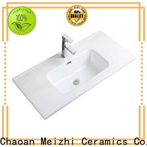 Meizhi excellent bathroom wash basin wholesale for hotel