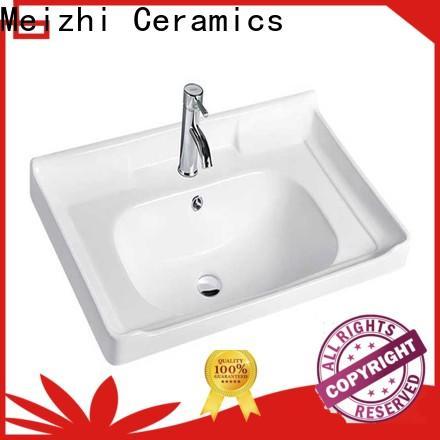 Meizhi bathroom sink and cabinet combo manufacturer for washroom