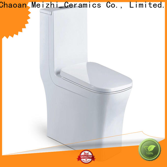 Meizhi ceramic 1 piece toilet with good price for bathroom