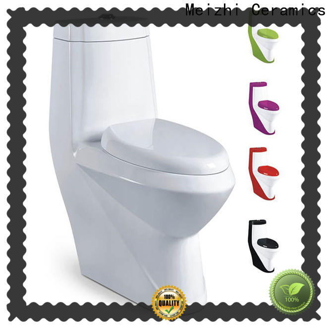 Meizhi one piece wc with good price for hotel